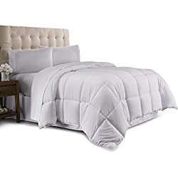 Hanna Kay Luxurious Queen Comforter Down Alternative Duvet Cover