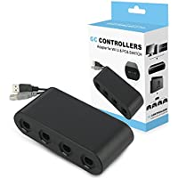 Wii U Gamecube Controller Adapter,YTEAM Gamecube NGC...