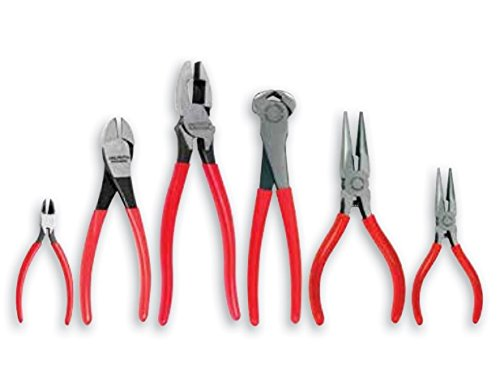 Stanley Proto J201GS Assorted Pliers Set (6-Piece)