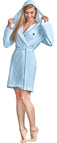 L&L Albornoz para Mujer LL0005 Azul
