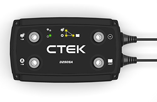 اسعار CTEK (40-256) 20A Off Grid Bundle - D250SA and Battery Monitor