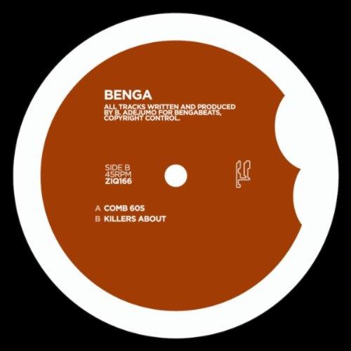 Vinilo : Benga - Comb 60s (12 Inch Single)