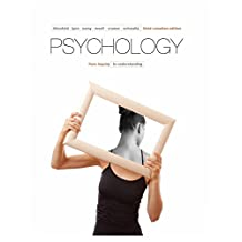 Psychology: From Inquiry to Understanding, Third Canadian Edition,