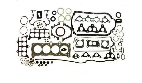 SOHC Prelude 2.0L GK Gasket Set Engine Overhaul Fit 86-89 Honda Accord