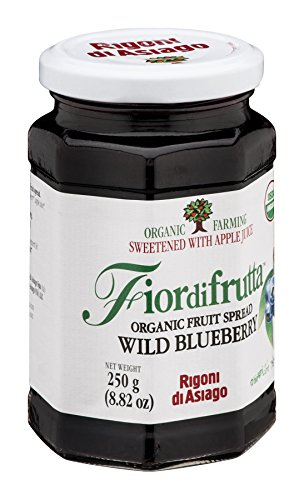 Rigoni Fruit Sprd Wild Blubry Org