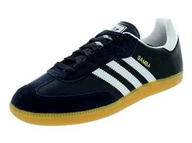 adidas Samba Men Sneakers Legend Ink/Running White G96478 (SIZE: 11.5)