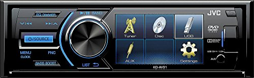 jvc dvd player for car - 9