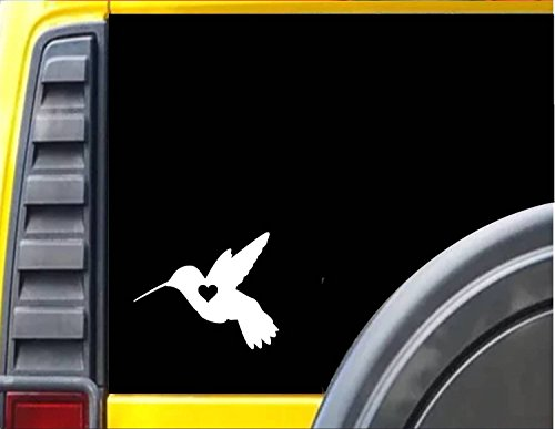 - Hummingbird Decal Sticker *J498*