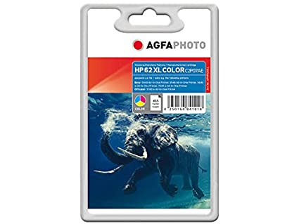 AgfaPhoto APHP62CXL cartucho de tinta Cian, Magenta ...