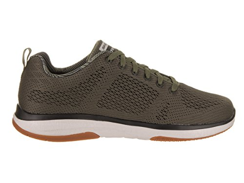 Skechers Heren Burst Tr Coram Trainer Olive