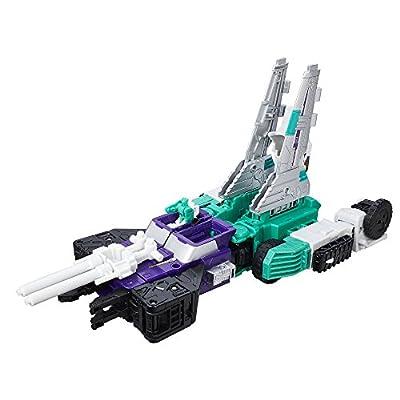 Transformers Generations Titans Return Six Shot and Decepticon Revolver: Toys & Games