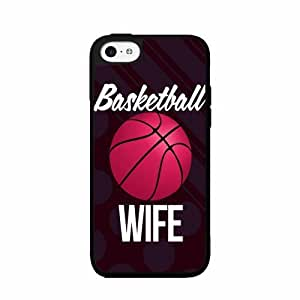 Basketball Wife TPU RUBBER SILICONE Phone Case Back Cover iPhone 5s