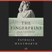 The Fingerprint: The Miss Silver Mysteries Audiobook by Patricia Wentworth Narrated by Diana Bishop