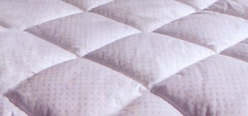 Luxurious Ultra Plush Full Mattress Pad - Topper with Skirt