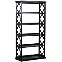 Powell Furniture 14A8082BCB Turner Bookcase