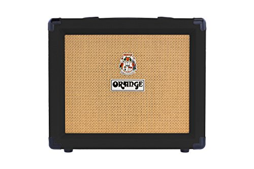 Orange Crush 20 Twin-Channel 20 W Guitar Amplifier, Black by Orange