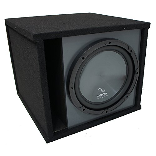 Universal Car Stereo Paintable Ported 10