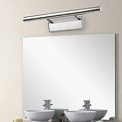 Goodia Vanity Light Strip Bath Light Fixtures Onoff Import It All - Bathroom light fixture with on off switch for bathroom decor ideas