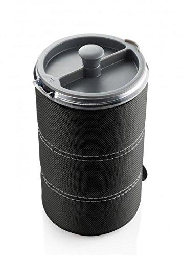 GSI Outdoors - 30 Fl Oz JavaPress, French Press Coffee Mug, Superior Backcountry Cookware Since 1985, Graphite