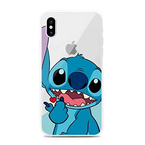 stitch iphone xs case