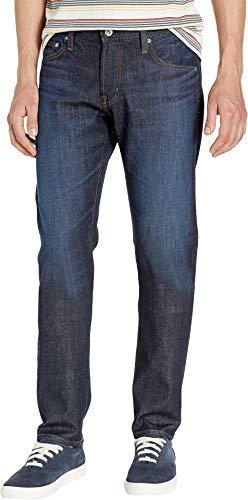(AG Adriano Goldschmied Men's Tellis Modern Slim Leg Denim Jeans in Free Fall Free Fall 34 34)