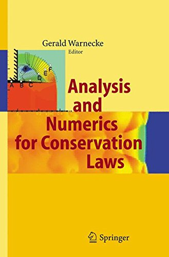 Download Analysis and Numerics for Conservation Laws pdf