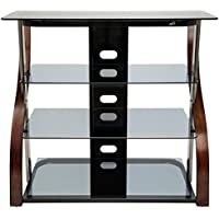 BellO CW340 40 Tall TV Stand for TVs up to 42, Espresso
