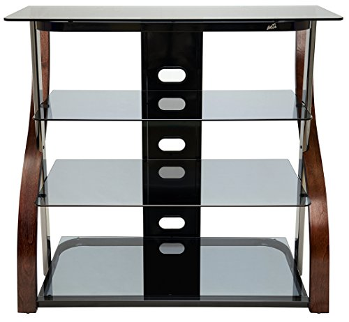 """Bell'O CW340 40"""" Tall TV Stand for TVs up to 42"""", Espresso"""