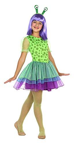 Atosa-18962 Disfraz Alien, Color Verde, 10 a 12 años (18962 ...