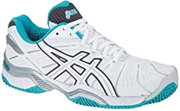 Asics - Womens Gel-Resolution 4 Clay Tennis Shoes, Size: 6 B(M) US ...