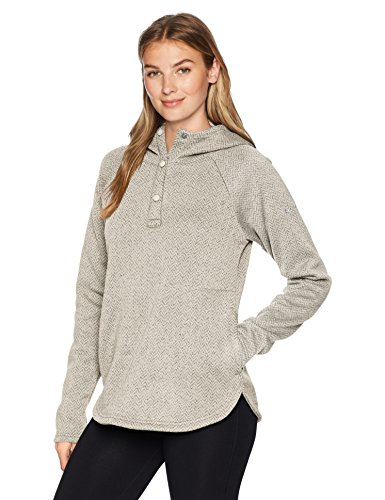 Columbia Women's Darling Days II Pullover Hoodie, Light Bisque, X-Large