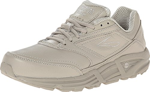 Women's Brooks 'Addiction' Walking Shoe, Size 7.5 B - Ivory