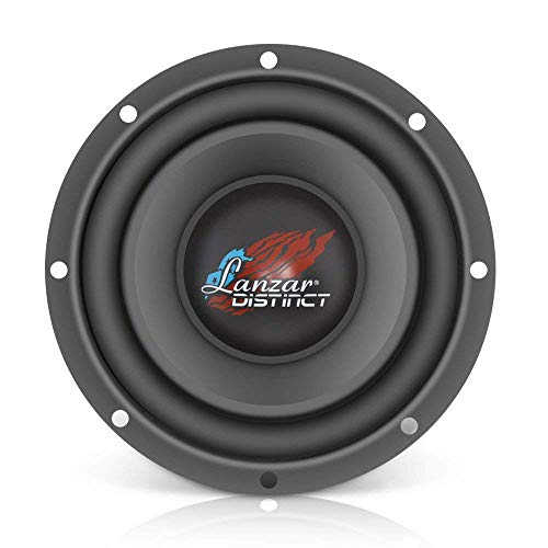 "Lanzar 10"" Car Subwoofer Speaker - for Audio Stereo Sound"