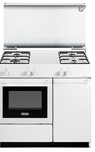 DeLonghi SEW 8540 N cucina Cucina freestanding Bianco Gas B: Amazon ...