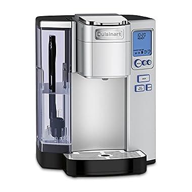 Cuisinart SS-10 Premium Single-Serve Coffeemaker, Stainless Steel