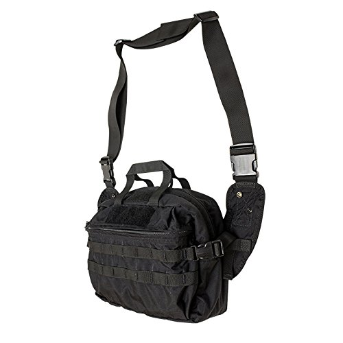 S.O. Tech MGBA1-BLK Mission Go Bag A1