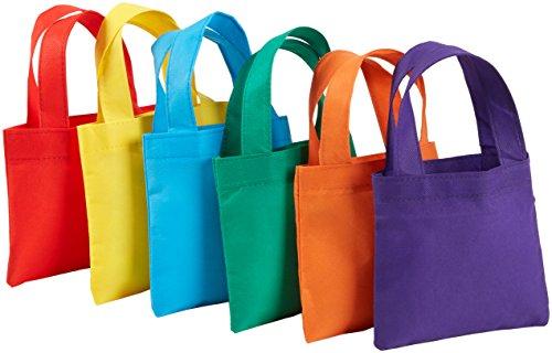 12 Poly Non-Woven Tote Bags 6