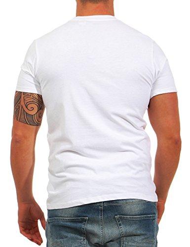 Unbekannt Levis Herren T-Shirt Graphic Setin Snoopy 22491-0387 Weiß, Größe:S