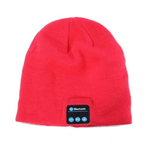 LONIY 2018 Unisex Soft Warm Beanie Hat Wireless