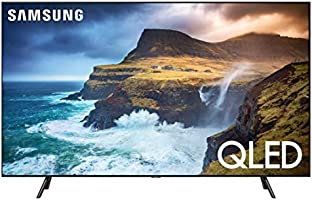 Save on Samsung QLED 4K Ultra HD Smart TVs with Alexa Compatibility