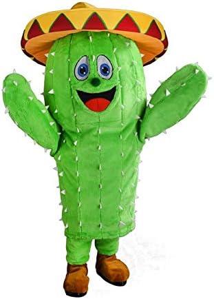 Auvergne Jouets Disfraz Mascota Cactus para Adultos: Amazon.es ...