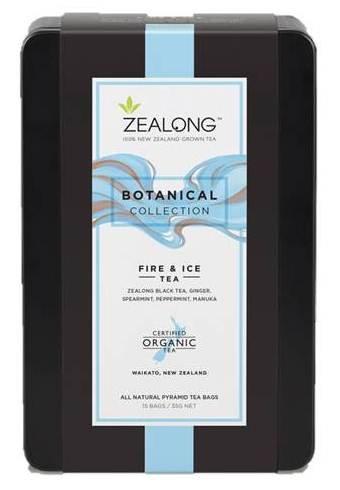 Mint, Ginger and Manuka Tea by Zealong, New Zealand's Award Winning Organic Tea Estate