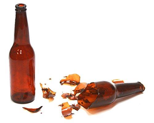 NewRuleFX SMASHProps Breakaway Standard Beer or Soda Bottle ()