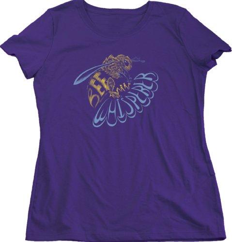 Ann Arbor T-Shirt Co. Women's BEE WHISPERER Cut T-Shirt