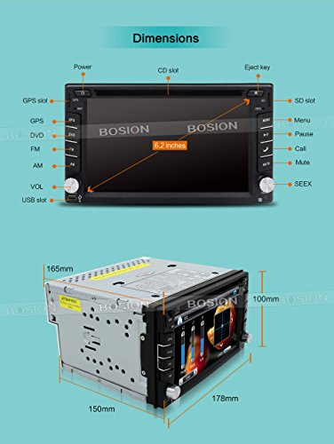 41 eBSu9NxL bosion 2015 lowest noisy 6 2 inch double din gps navigation for  at edmiracle.co