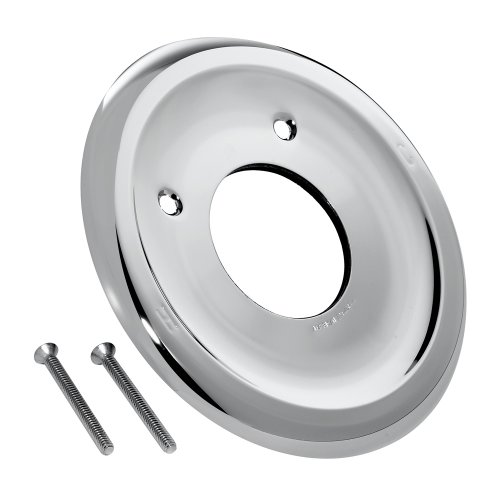 American Standard 078538-0020A Escutcheon with Screws, Polished Chrome