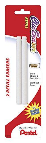 Clic Eraser Refill - Pentel(R) Clic Eraser™ Refills, Pack Of 2