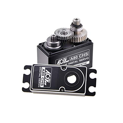 AGFrc High Torque Servo Motor Steering Servo 30KG Full CNC Digital Metal Gear for 1/10 1/8 RC Truck RC Crawler Servomotor