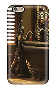 New Robot Chicken Star Wars Comedy Family Comics Tpu Case Cover, Anti-scratch DanRobertse Phone Case For Iphone 6
