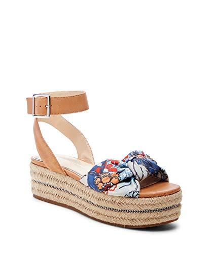 - Jessica Simpson Women's APRILLE Sandal, Blue Multi, 6 M US